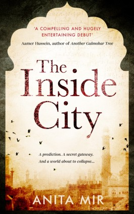 The Inside City Cover