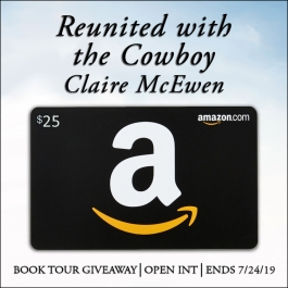Giveaway - Reunited with the Cowboy