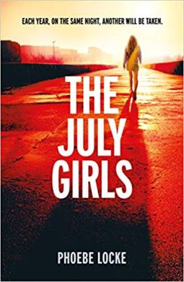 The July Girls Cover