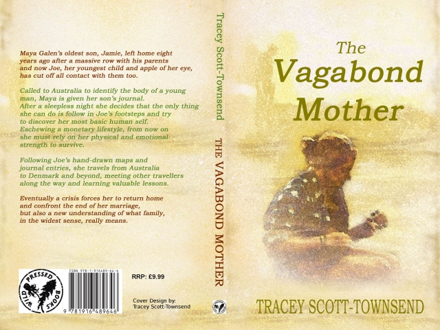 The Vagabond Mother - Full Cover