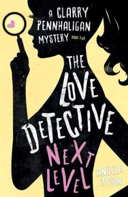The Love Detective Cover