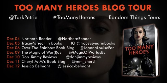 Too Many Heroes BT Poster