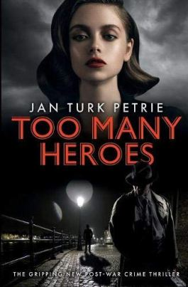 Too Many Heroes Front Cover