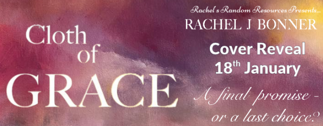 Cloth of Grace - Cover Reveal