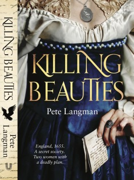 Killing Beauties Cover