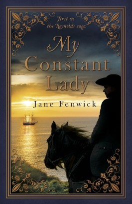 My Constant Lady Cover