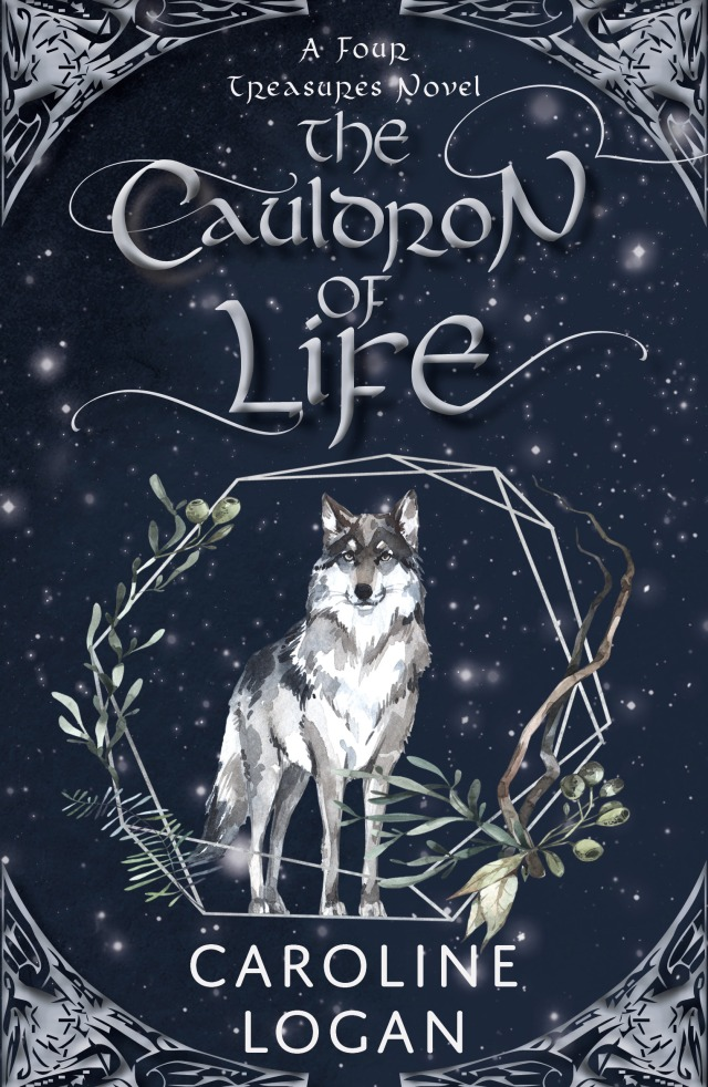 The Cauldron of Life Ebook Cover (1)