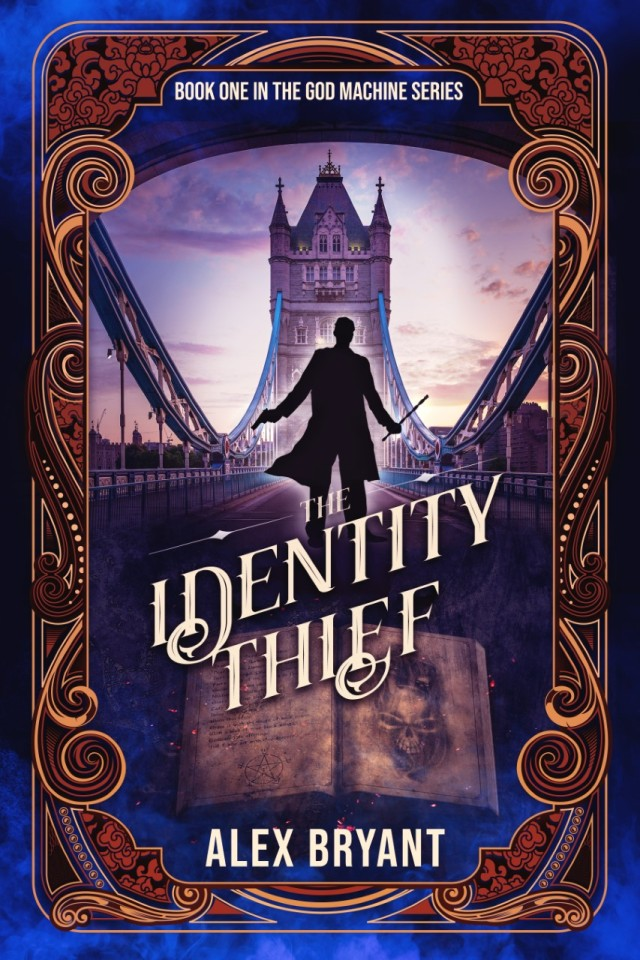 The Identity Thief cover