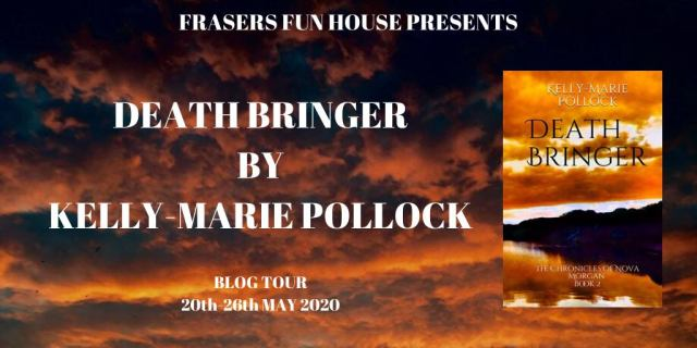 Death Bringer Tour Banner