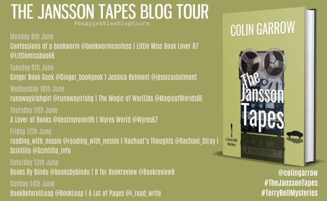 The Jansson Tapes banner
