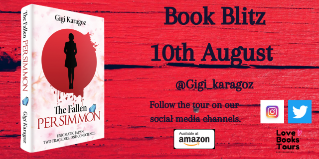 The Falling Persimmon Book Blitz - Twitter