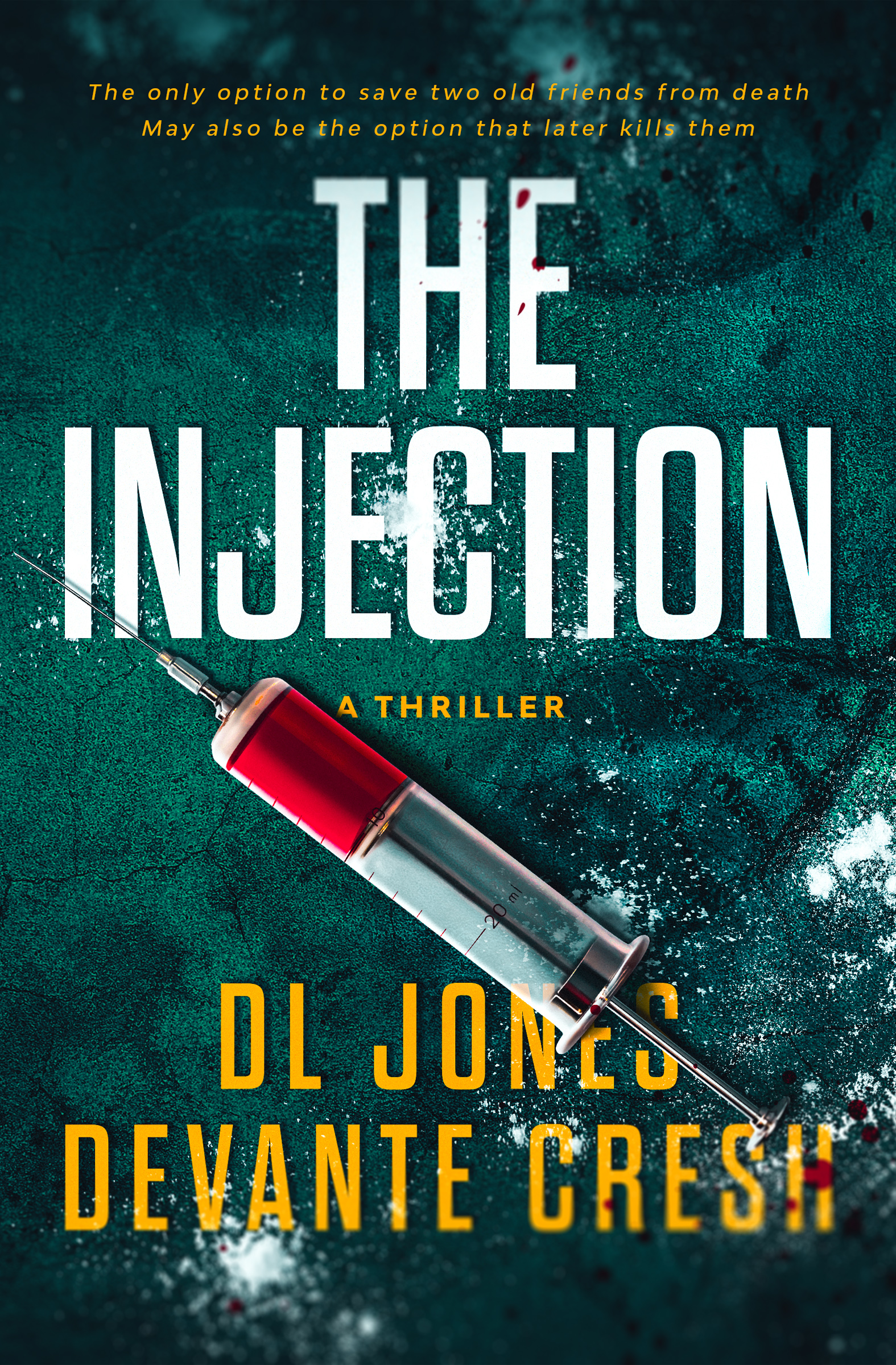 The Injection ebook