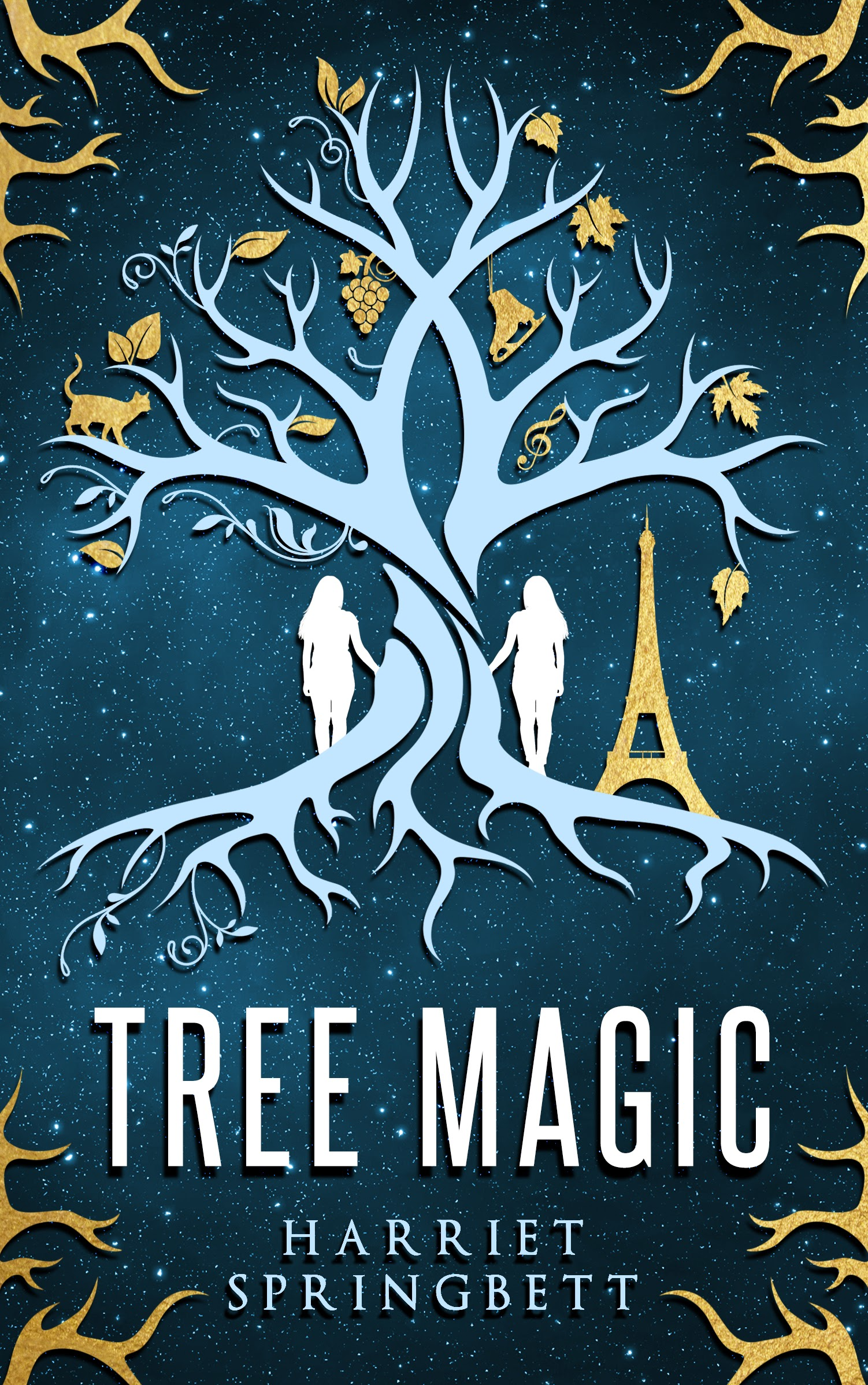 Tree Magic ebook cover