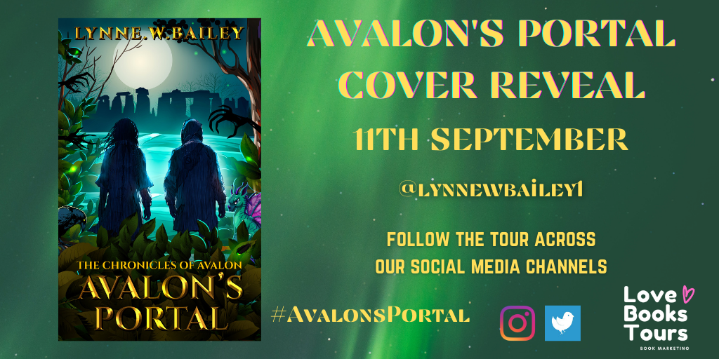 Avalon's Portal - Cover Reveal - Twitter (1)