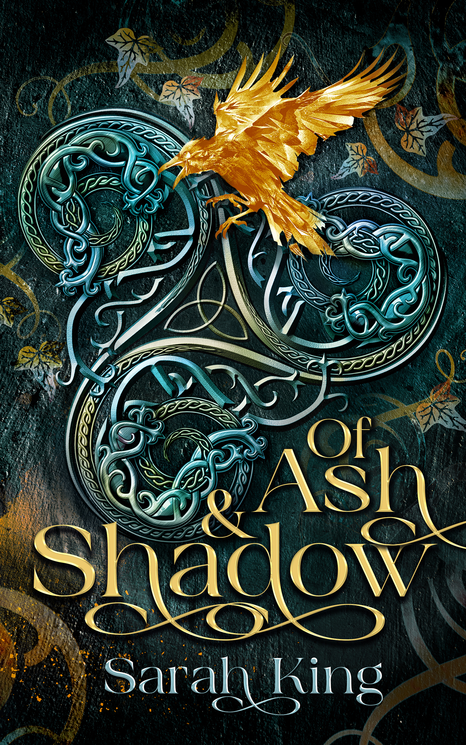 Of Ash & Shadow Cover