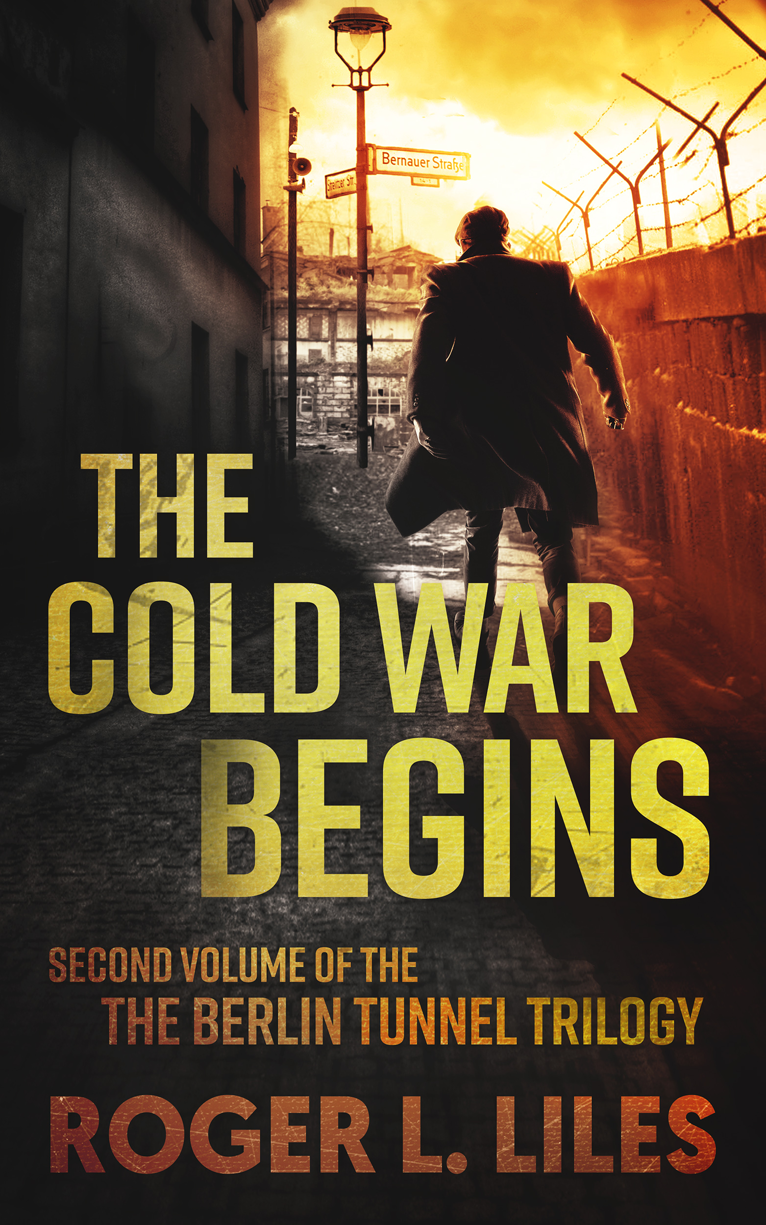The Berlin Tunnel, The Cold War Begins - eBook small