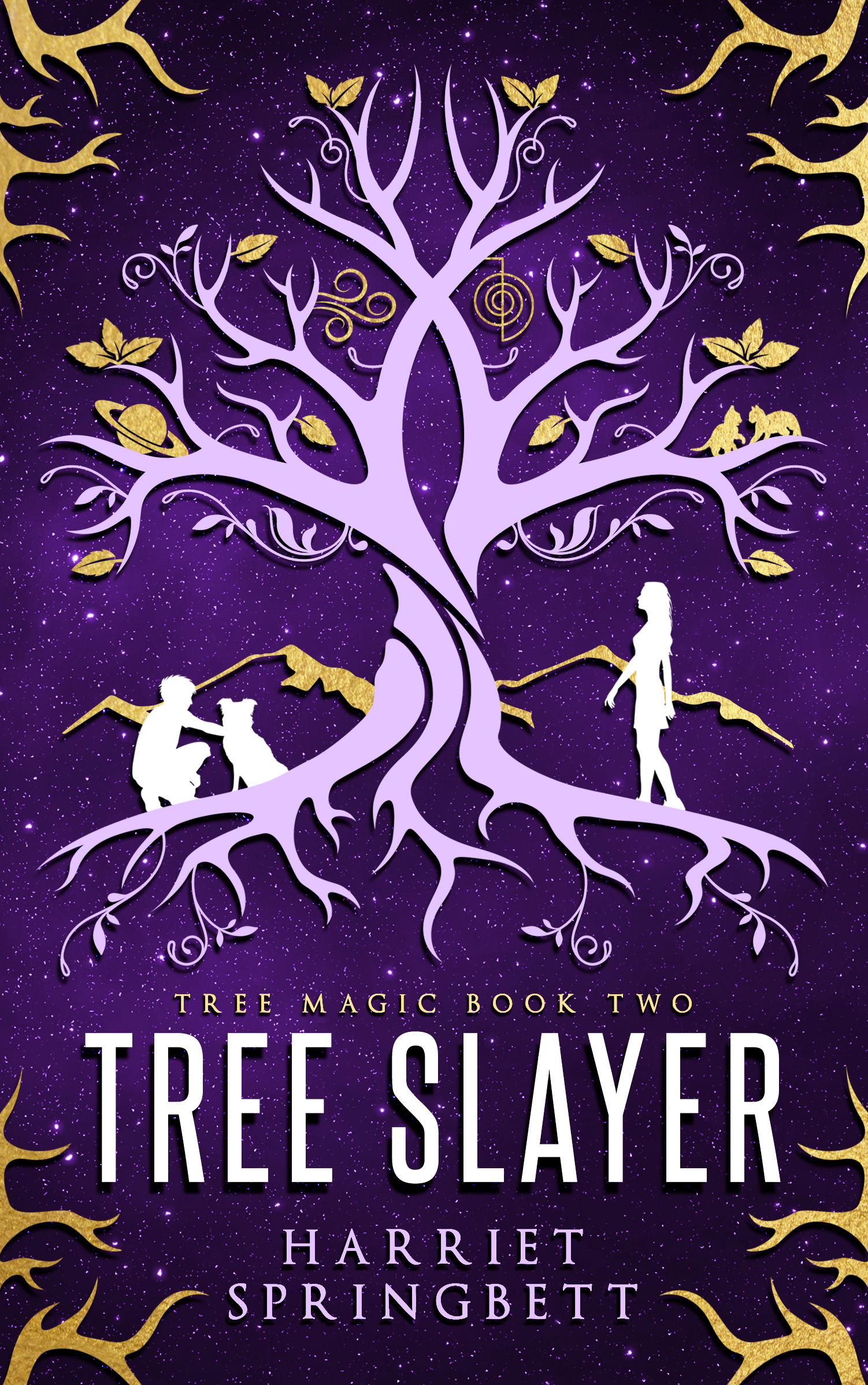 Tree Slayer ebook cover