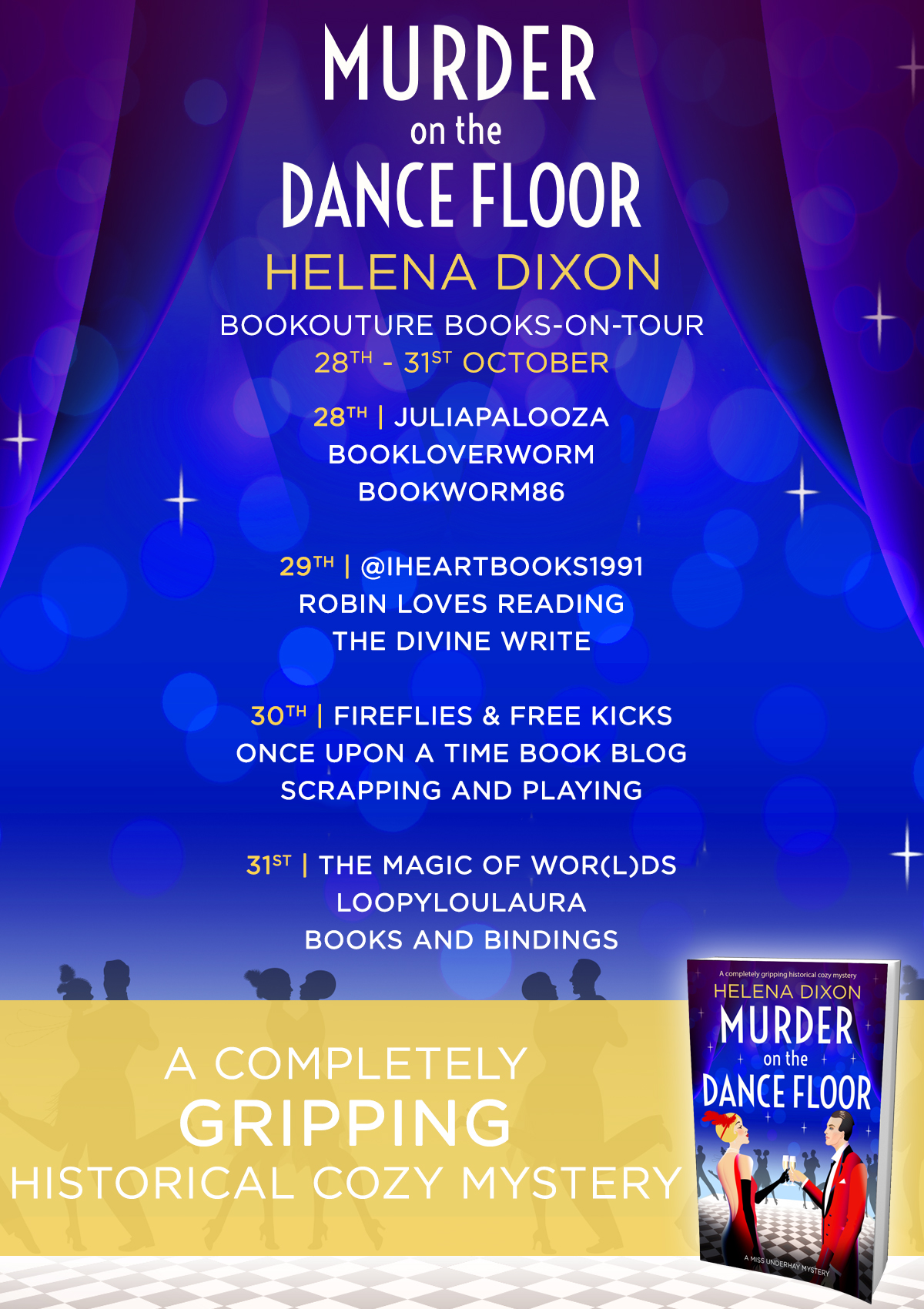 Murder On The Dance Floor - BT Poster