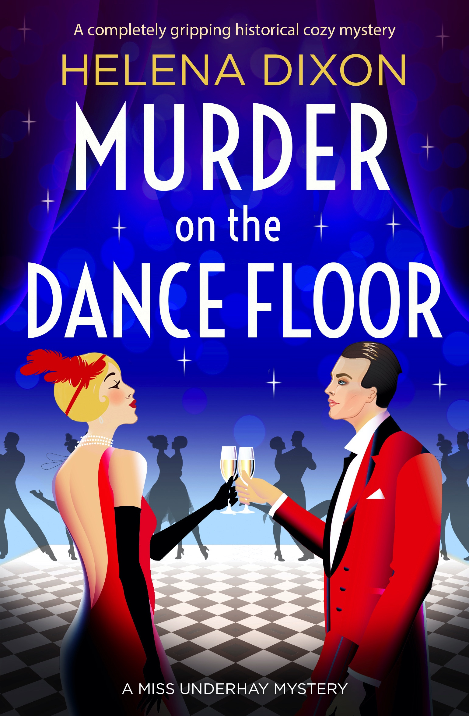 Murder-on-the-Dance-Floor-Kindle