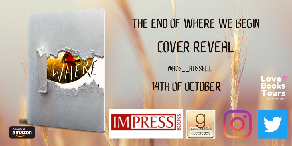 The End of Where We Begin - cover reveal Twitter