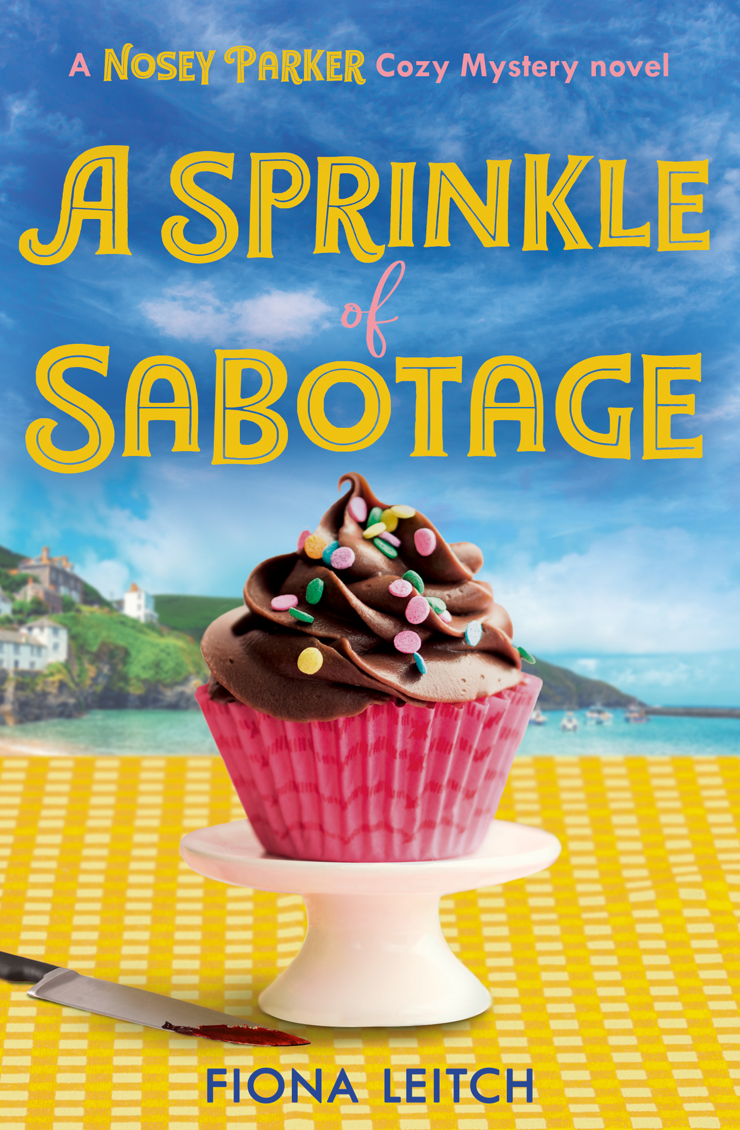 A Sprinkle of Sabotage cover