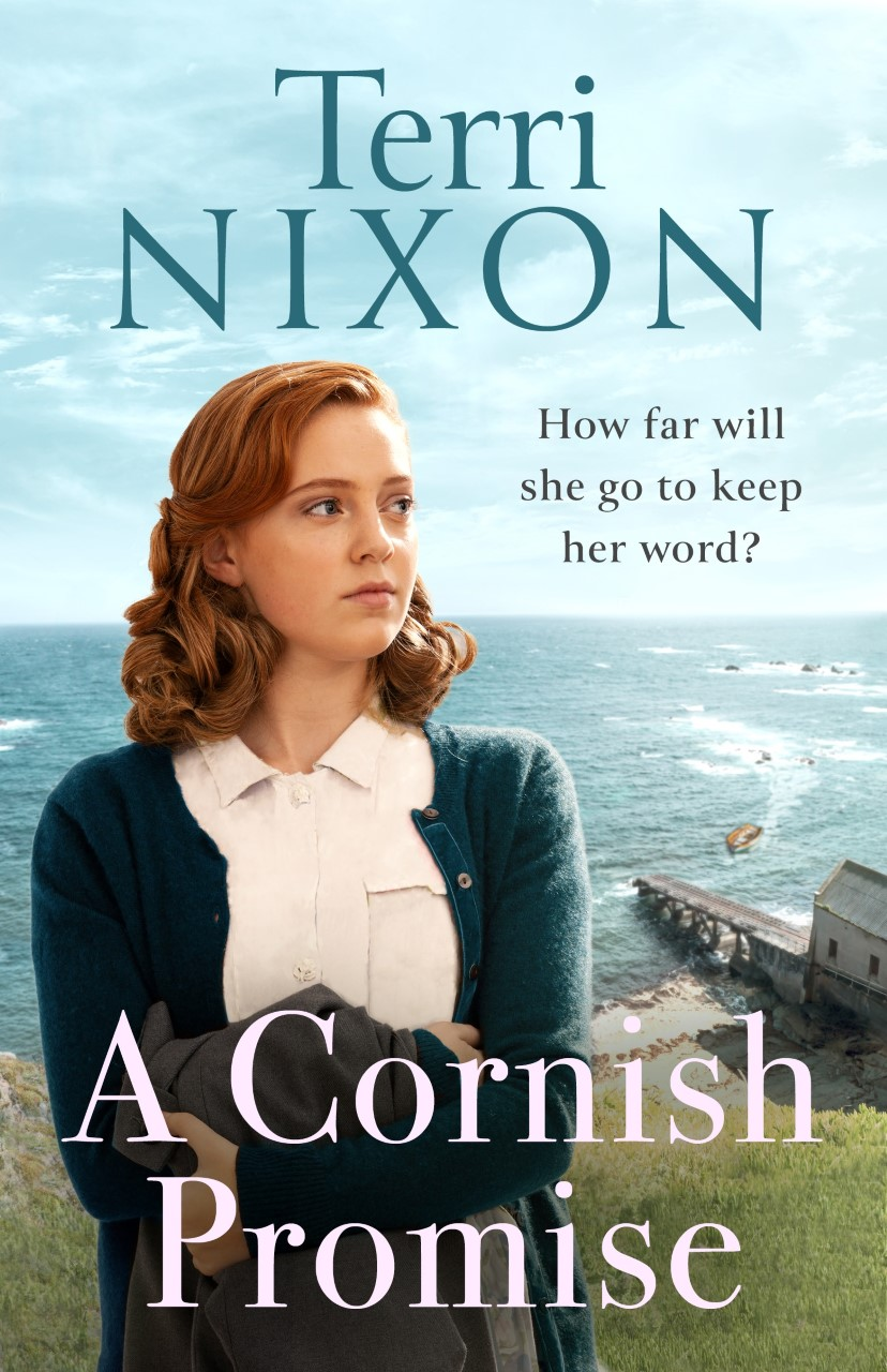 A Cornish Promise Cover