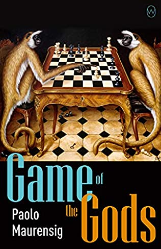 Game of the Gods Cover