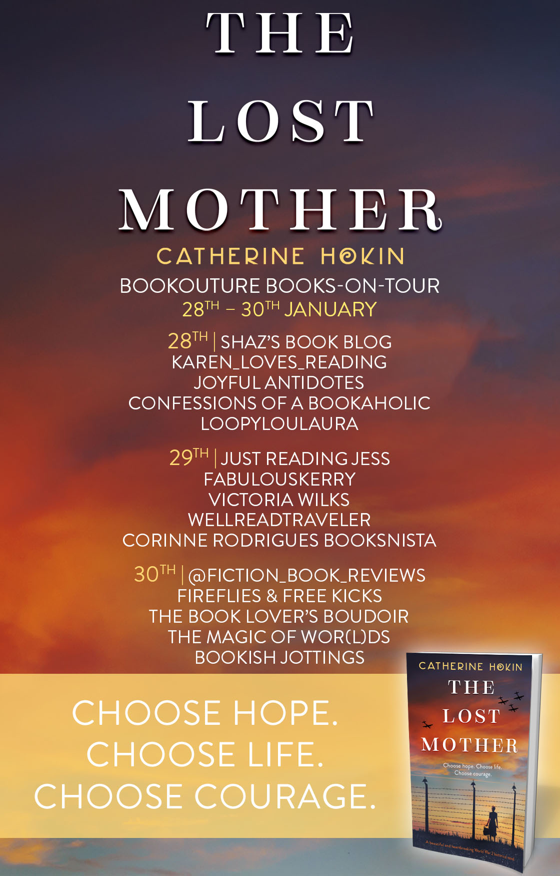 The Lost Mother - Blog Tour