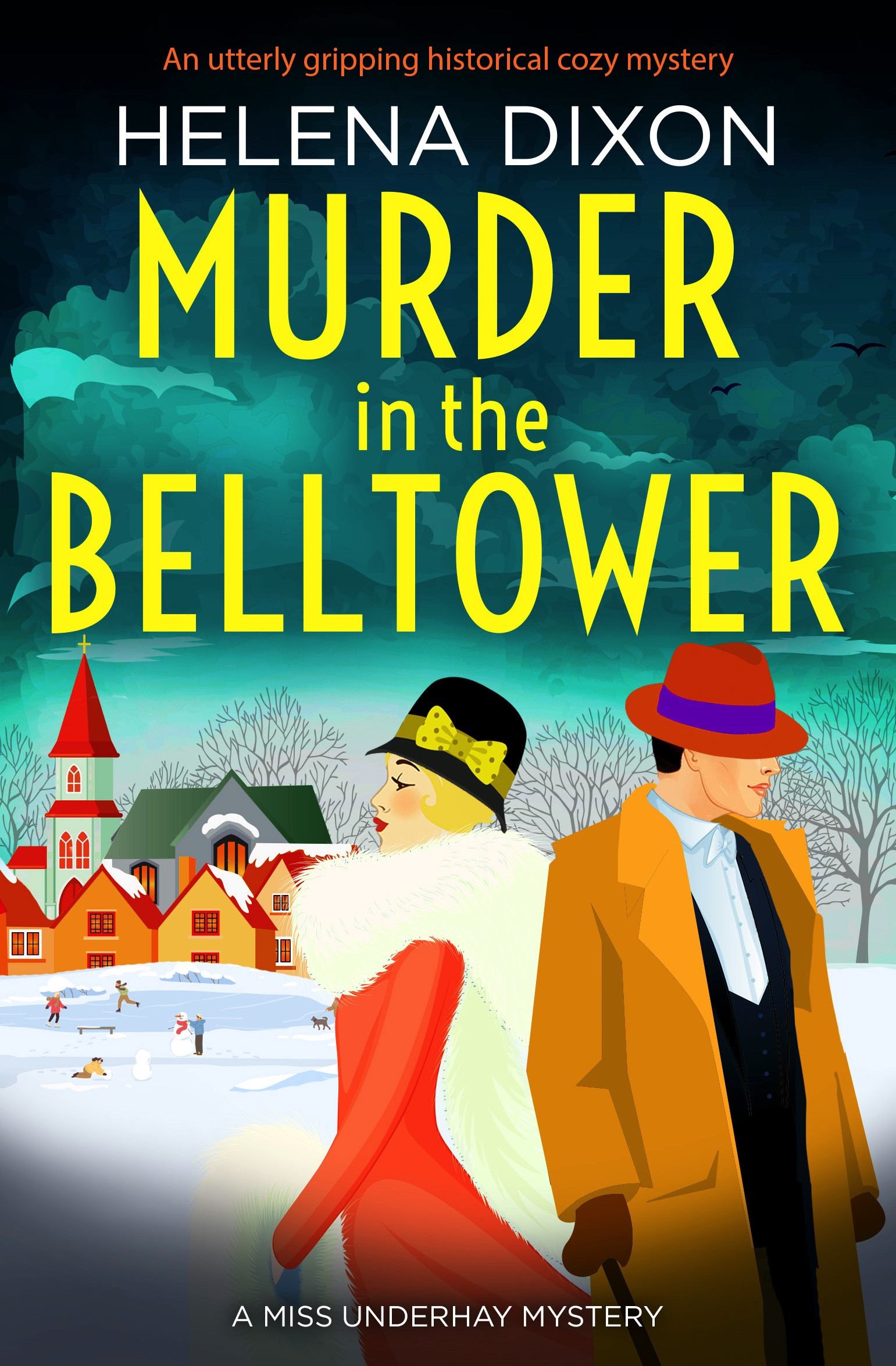 Murder-in-the-Belltower-Kindle