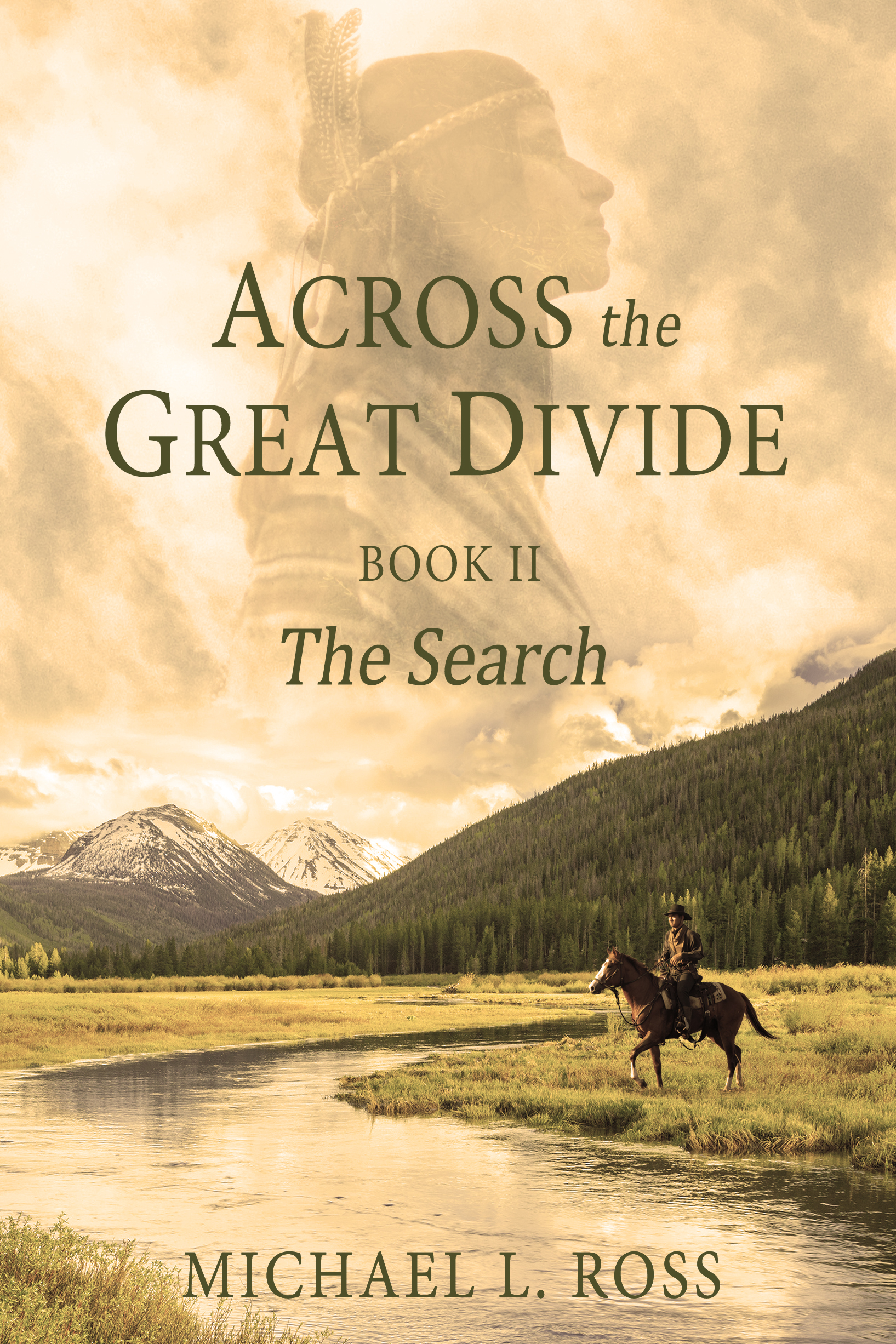 The Search eBook Cover