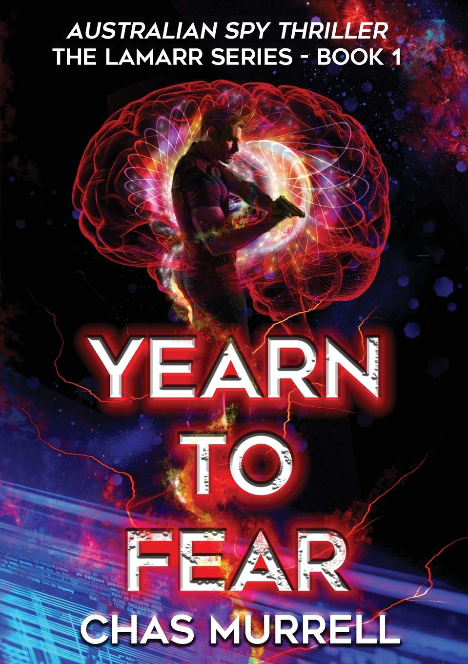 Yearn To Fear Front Cover