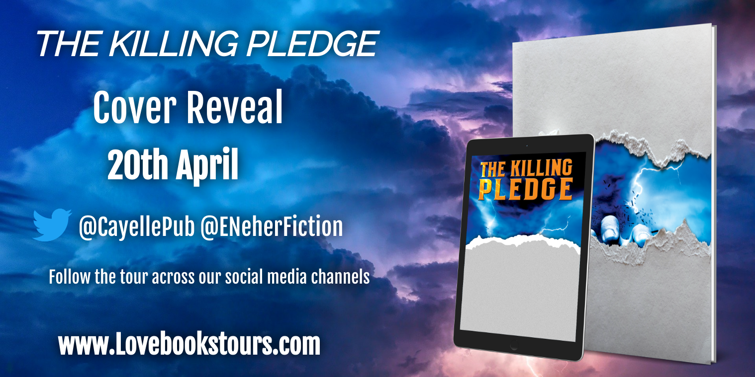 The Killing Pledge Cover Reveal Poster