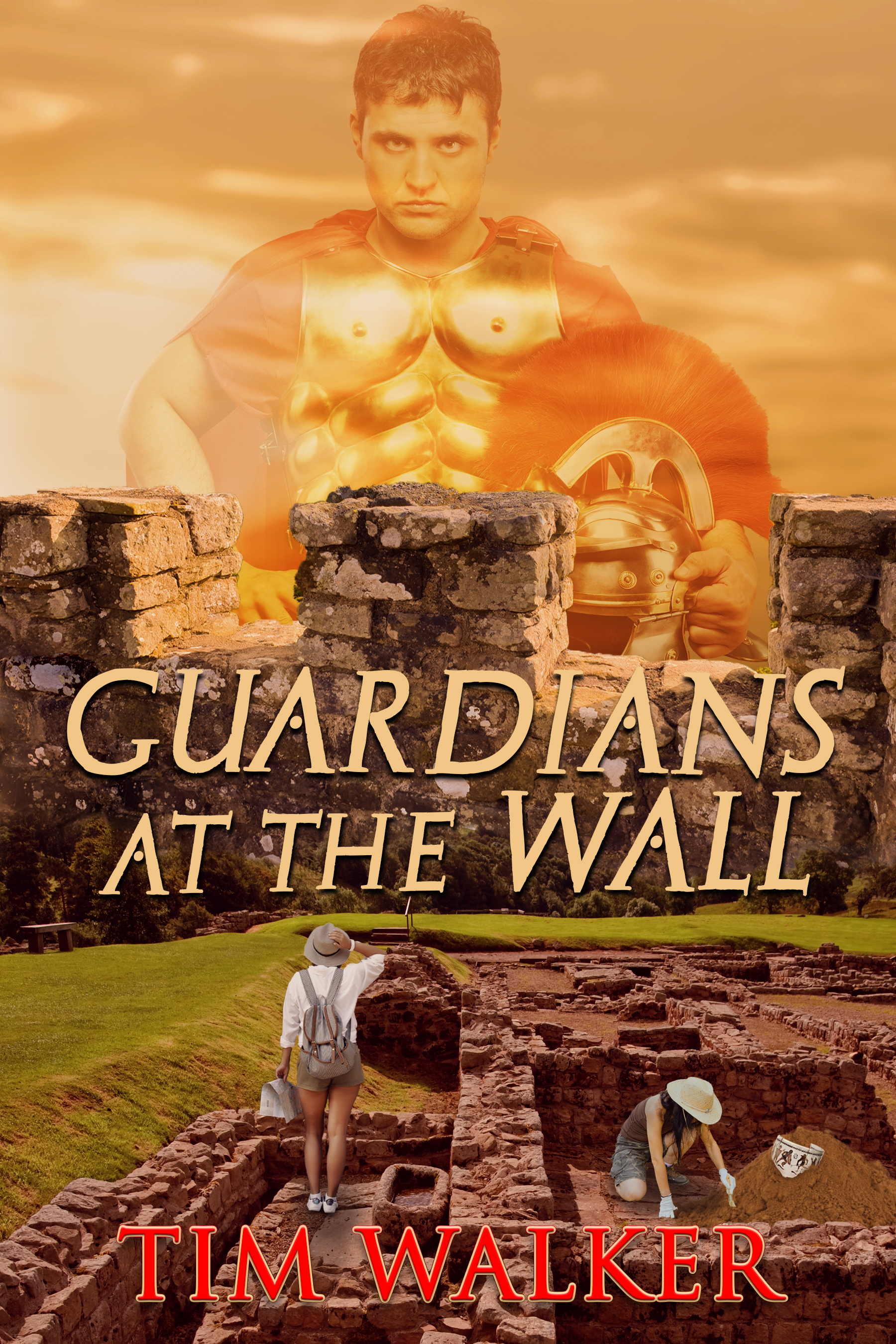 Guardians at the Wall Cover