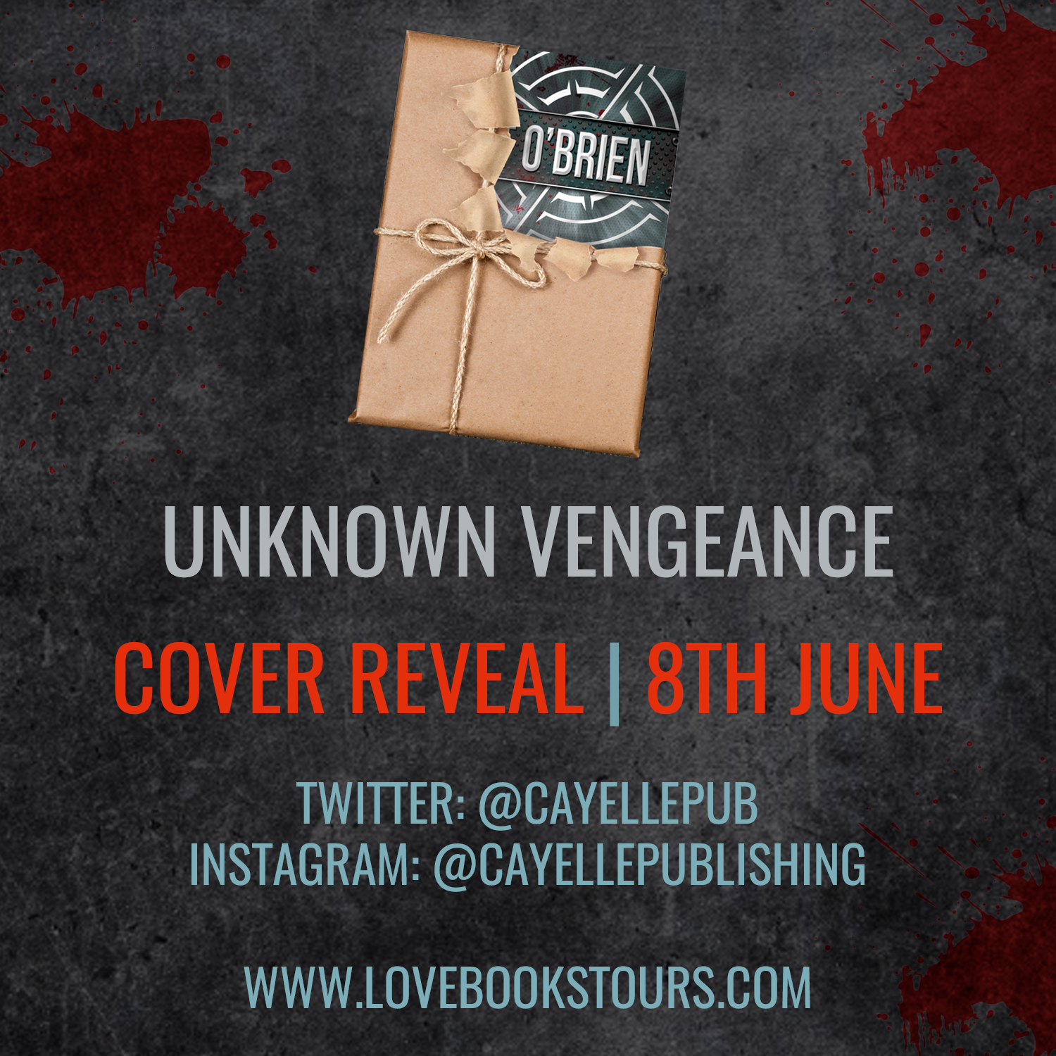 unknown vengeance cover reveal